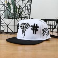399215d67ed Top Selling Gothic Metal Baseball Cap Women Hats 2018 New Fashion Brand  diamond Snapback Caps Men