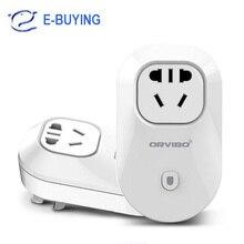 Orvibo S20 USA UL Standard Smart Socket smart home timer switch Wall Plug wireless control Smart home Automation Free Shipping