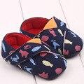 Новые Младенческой Малыша Детская Обувь Девочка Мальчик Мягкой Подошвой Тапки Prewalker Первый Ходок