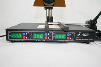 PUHUI T 862 3IN1 Digital Infrared Rework Reflow Soldering Station Use for Welding on Mobile phone/digita camera