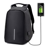 New Arrival USB Design Backpack Bag Professional Laptop Bag Computer Backpacks Anti theft Man/Women Outdoor Travel Student Bag