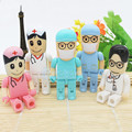 100% real capacity Doctor Nurse model USB 2.0 Flash disk Memory Pen Drive Stick 4GB 8GB 16GB 32GB dentist USB Flash Drives gift