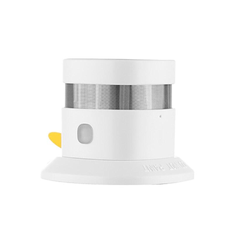 Z-wave Smoke Sensor Smart Home EU Version 868.42mhz Z Wave Smoke Detector Power Battery Operated(China)