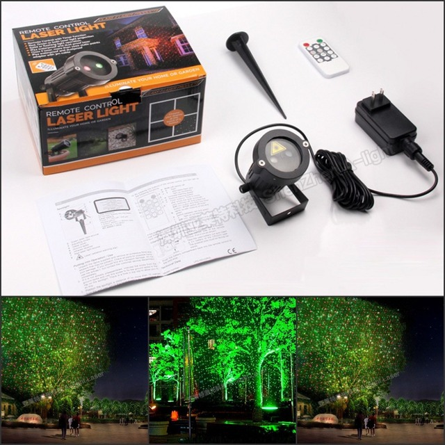 Tinhofire Cpd S Remote Control Sky Stars R G Led Stage Light Lamp Party Waterproof