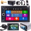 Rearview Camera Car Radio 2 Din Automagnitola Double Din Car Dvd Player Headunit 6 2 Inch