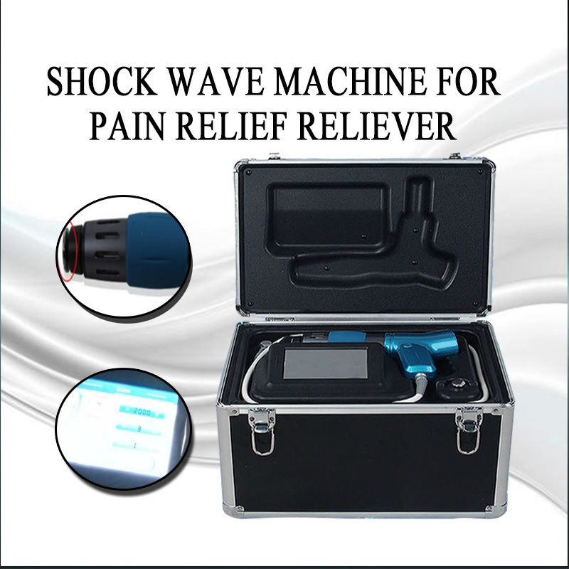 To Treat ED Physical Pain Therapy System Acoustic Shock Wave Therapy Equipment Extracorporeal Shockwave Machine For Spot
