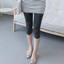 Summer Pants Women High Waist Pencil Pants Slim Candy Colors Modal Pants Women Calf-length Pants недорого