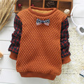Hot Sale Boy Cardigan Sweater Autumn Winter Plaid Sweater Jacket 100% Good Quality Bow-knot Sweater 2 Color YY0777