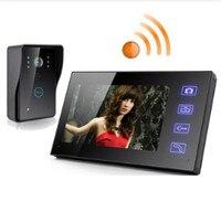 1V1 2 4 Ghz 7 Zoll Wireless Intercom-video-türsprech