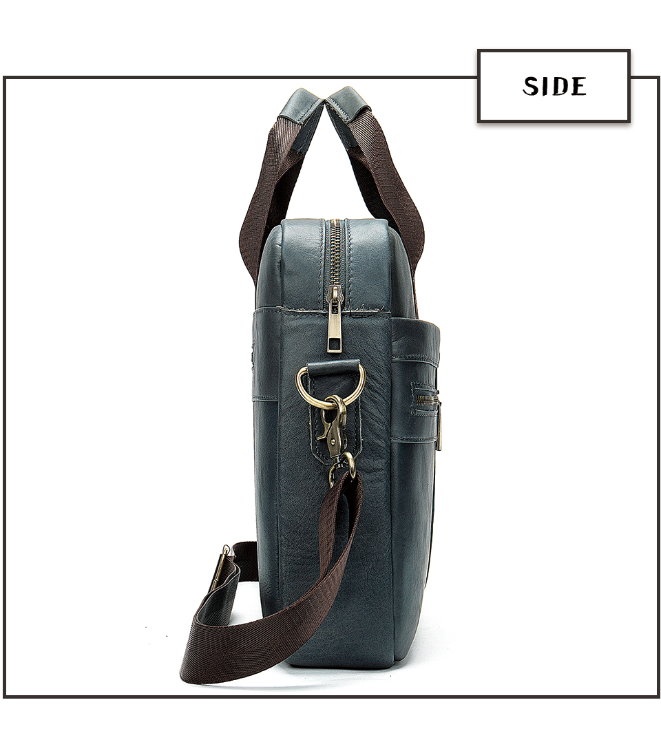 HTB1dFtrRNnaK1RjSZFtq6zC2VXal WESTAL Bag men's Genuine Leather briefcase Male man laptop bag natural Leather for men Messenger bags men's briefcases 2019
