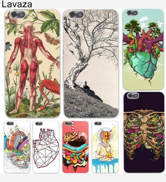 Lavaza Case Designs Human Anatomy Hard Phone Case For Huawei P20 P10