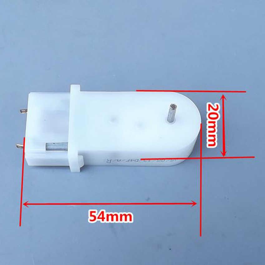 Mini Moteur À Engrenages À COURANT CONTINU Électrique de Réduction de Vitesse DC 3-6 V 80rpm 2mm Arbre 020 Moteur Réducteur pour bricolage Robot de Voiture Intelligente Petit jouet Modèles
