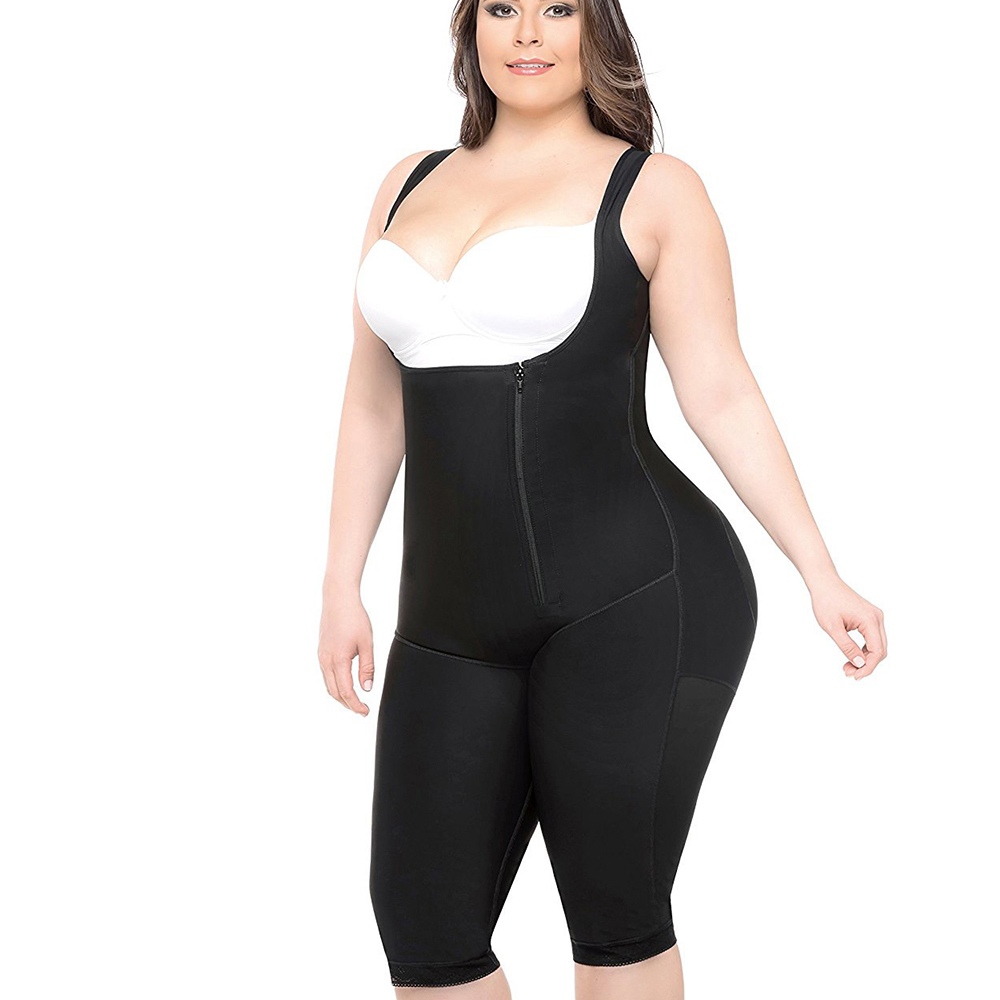 724e7268ad5 Details. Full Body Women Plus Size Underwear Slimming Bodysuits Shapewear Butt  Lift Shapers Sculpting Body Shaper Fat Control Shapewear