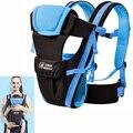 0-24 Meses Baby Carrier Mochila Marcas Famosas Multifuncional Respirável Ventilar Confortável Portador Infantil Mochila HOT