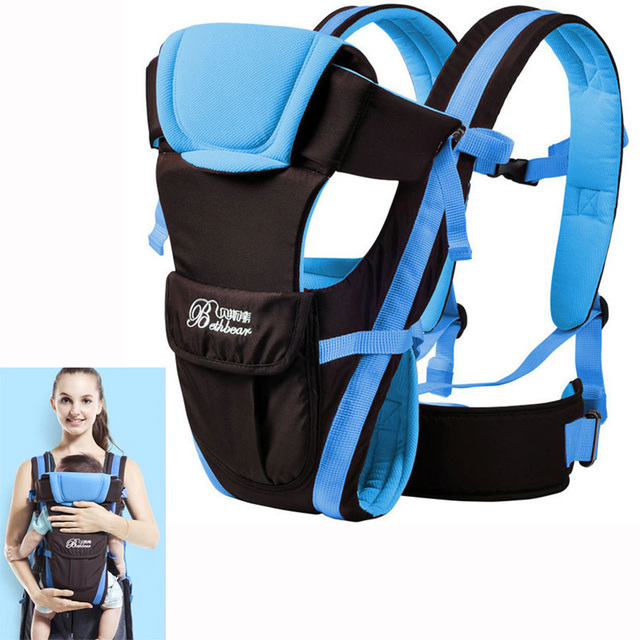 0-24 Months Baby Carrier Backpack Famous Brands Breathable Multifunctional Ventilate Comfortable Infant Carrier Rucksack HOT