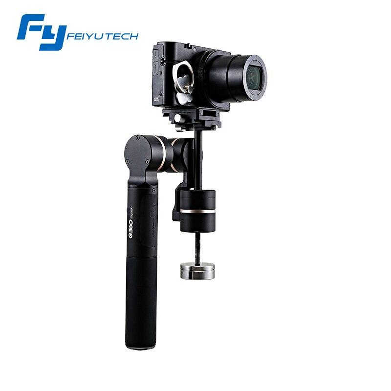 Feiyu Tech G360 Panoramic Camera Stabilizer Handheld Gimbal 360 for Smartphones Gopro Action Camera APP Control F20474 цены онлайн