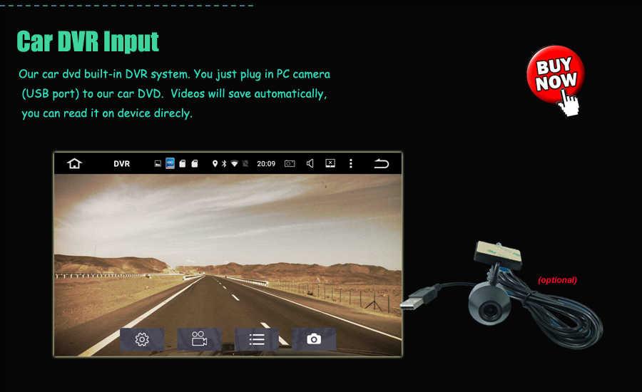 ベンツ W164 ML300 ML350 ML450 ML500 アンドロイド 8.1 ギガバイト 2 車の Dvd プレーヤーの Wifi 4 グラム BT 4.0 handfree ラジオ GPS Glonass ナビ