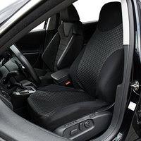 Car Seat Covers Seat Protector 2pcs accessories For Hyundai solaris sonata sorento Tucson 2017 2016 2008 2007 2018 verna
