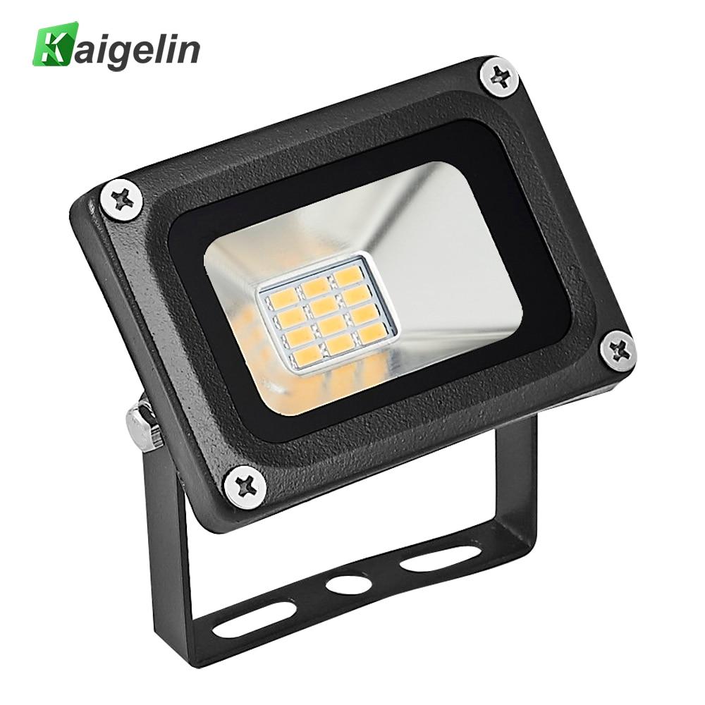 Hot Sell 12V 10W rezistent la apa IP65 LED lumina de inundații - Iluminat exterior - Fotografie 6