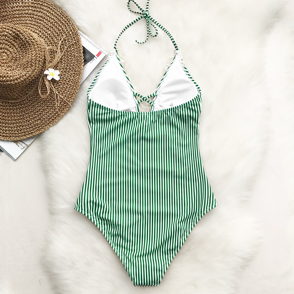 Lace One-piece Swimsuit 14