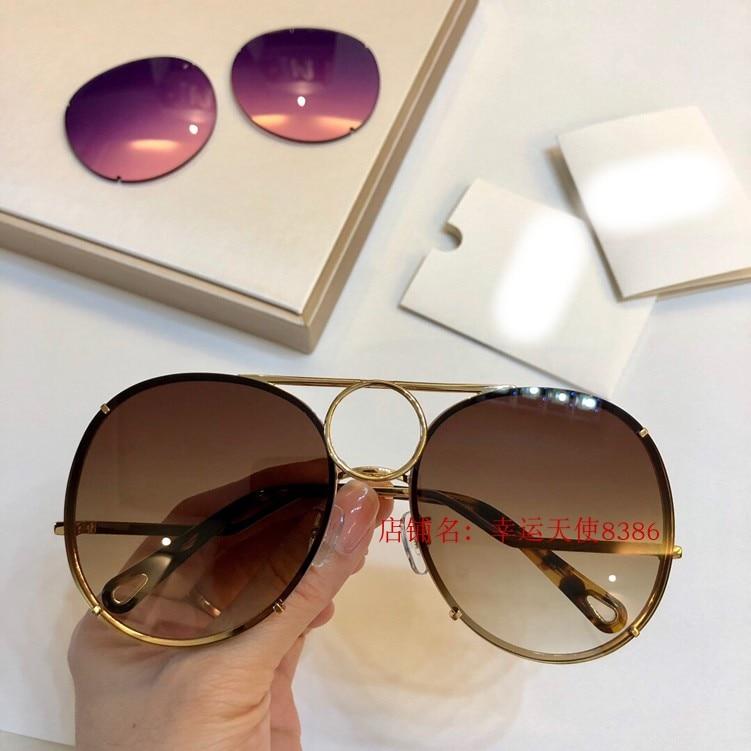 1 3 2 Frauen Runway Für 4 Sonnenbrille Designer Luxus Carter 2019 Gläser Ak0107 wzvqBCxPn