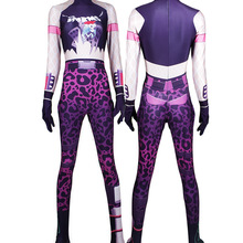 MENSWORE Game Leader Power Chord Halloween Brite bomber shark Cosplay Costume