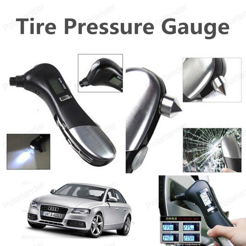 Top Sale Universal Vehicle Car Tire Gauge Pressure Measuremes