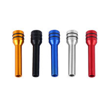 New Coming 49mm Universal Car Truck Interior Door Lock Knob Pull Pins Aluminum Alloy Auto Car Security Door Lock Pins Colorful(China)