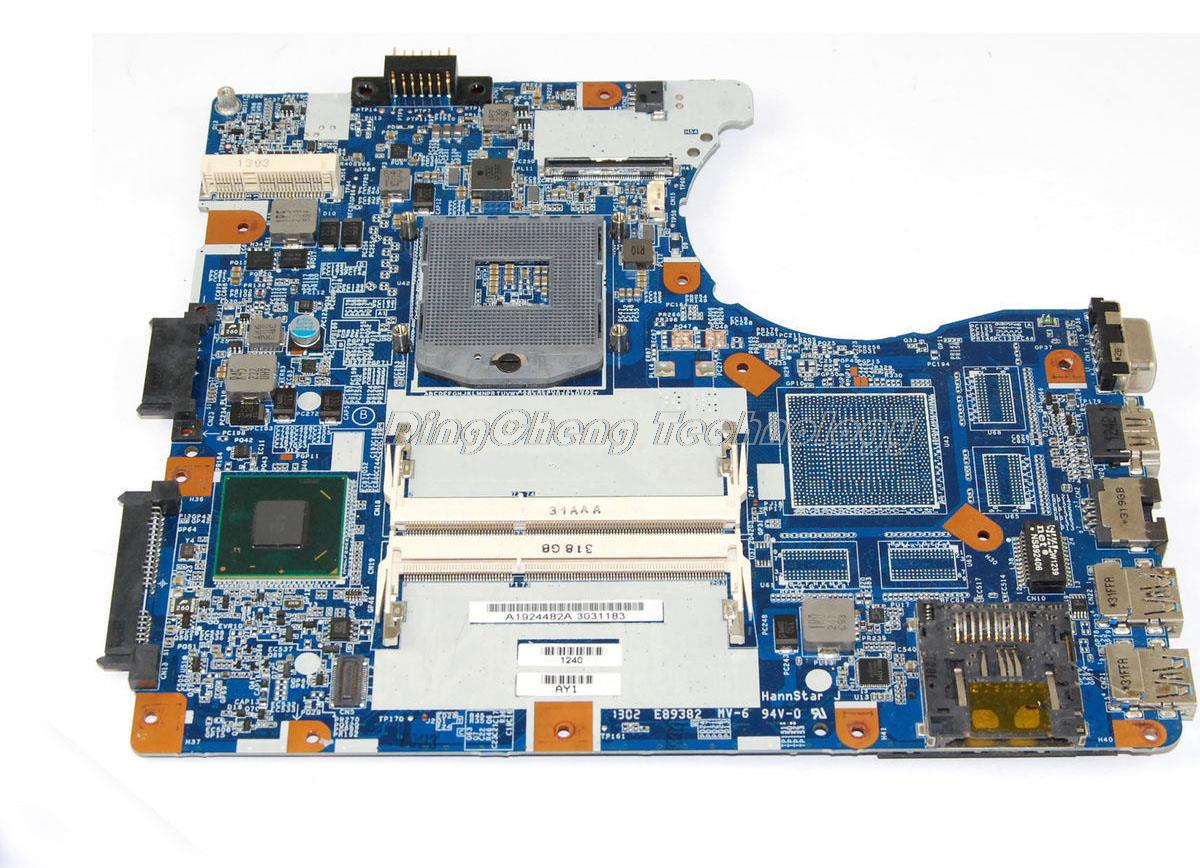HOLYTIME MBX 276 laptop Motherboard For Sony SVE14A MBX-276 1P-0127500-8010 A1898132A for intel cpu integrated graphics cardHOLYTIME MBX 276 laptop Motherboard For Sony SVE14A MBX-276 1P-0127500-8010 A1898132A for intel cpu integrated graphics card