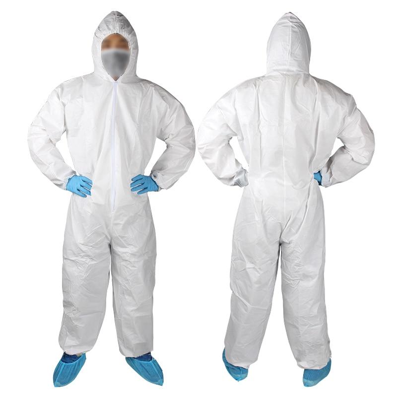 Disposable Spray Paint Suit