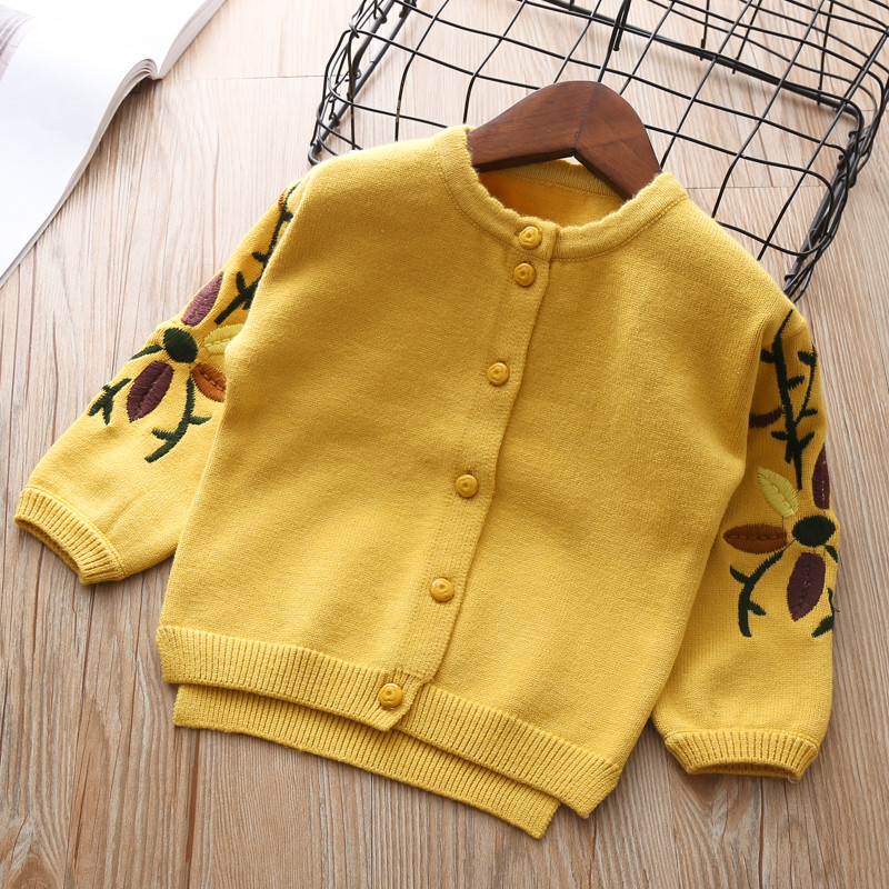 c58c67e11 Detail Feedback Questions about Cotton Baby Sweater O neck Button ...