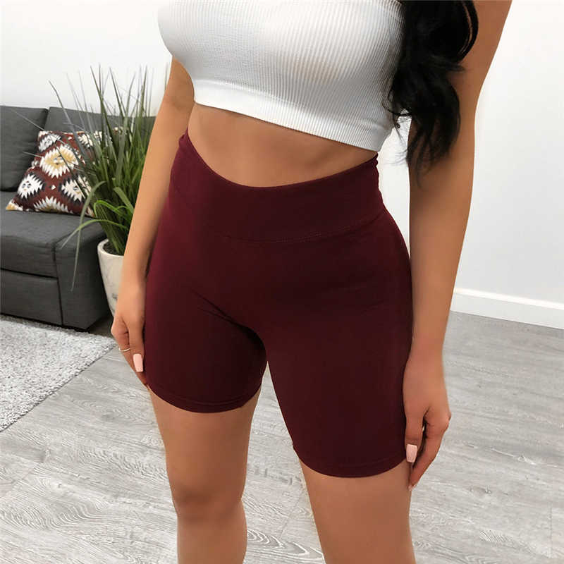 Women Summer Fitness Sports High Waist Skinny   Leggings