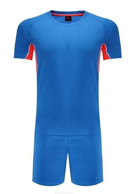 Top Thai Blank Jerseys Best Sales Soccer Jersey Cheap camisetas de futbol  2018 Football Jerseys Kits SJ-2705 f00d66eae