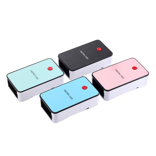Portatile Mini Aria Calda Riscaldatore Elettrico Nessuna radiazione temperatura