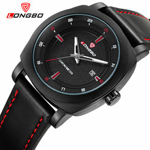 Relogio Masculino Longbo Fashion Mens Quartz-Watch Men Leather Male Sport Wrist Watch Top Brand Luxury Men Watches Reloj Hombre