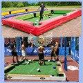 7.8 m Longa Mesa de Bilhar Snooker, pés de Mesa de Bilhar Gigante, inflável Snookball Jogar Snooker Ténis de Mesa Jogo de Futebol
