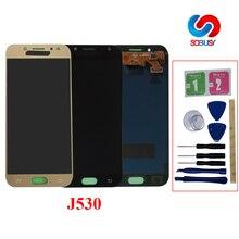 Sobusy ЖК-дисплей для samsung Galaxy J5 Pro 2017 J530F SM-J530F ЖК-дисплей Дисплей Сенсорный экран планшета для samsung j5 pro ЖК-дисплей Pantalla тела
