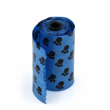 10 Roll=150 Pcs Eco-friendly waste Pick-up Outdoor Bags Roll