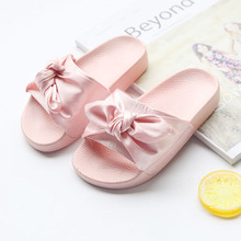 Casual Bow Beach Slippers