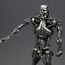 NECA le Terminator 2 figurines T800 Cyberdyne, jouet en PVC, livraison gratuite, 7 pouces, 18cm