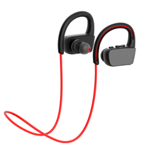 iPX8 Waterproof Sport Stereo Bluetooth Earphone, HD noise EAR-HOOK headset for swiming/Cycling/Running/Hiking
