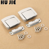 For Harley Touring Classic Electra Glide Ultra Razor FLHX FLTR 1980 2013 01 02 03 04 05 Motorcycle Tour Pack Pak Latches