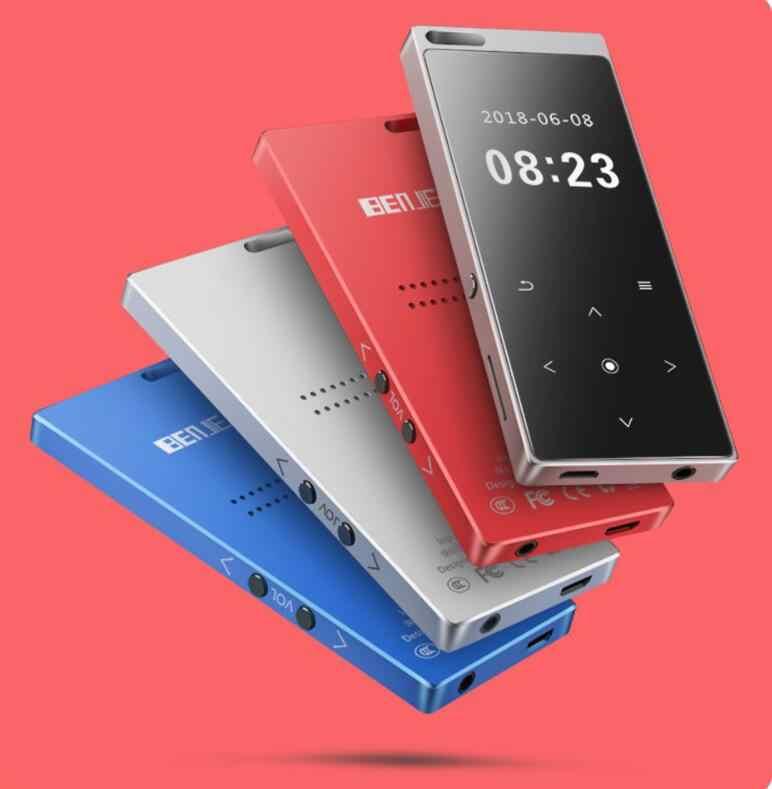 オリジナル BENJIE M3 Bluetooth 音楽プレーヤータッチハイファイ MP3 プレーヤー金属ハウジングスピーカーオーディオプレーヤー MP3