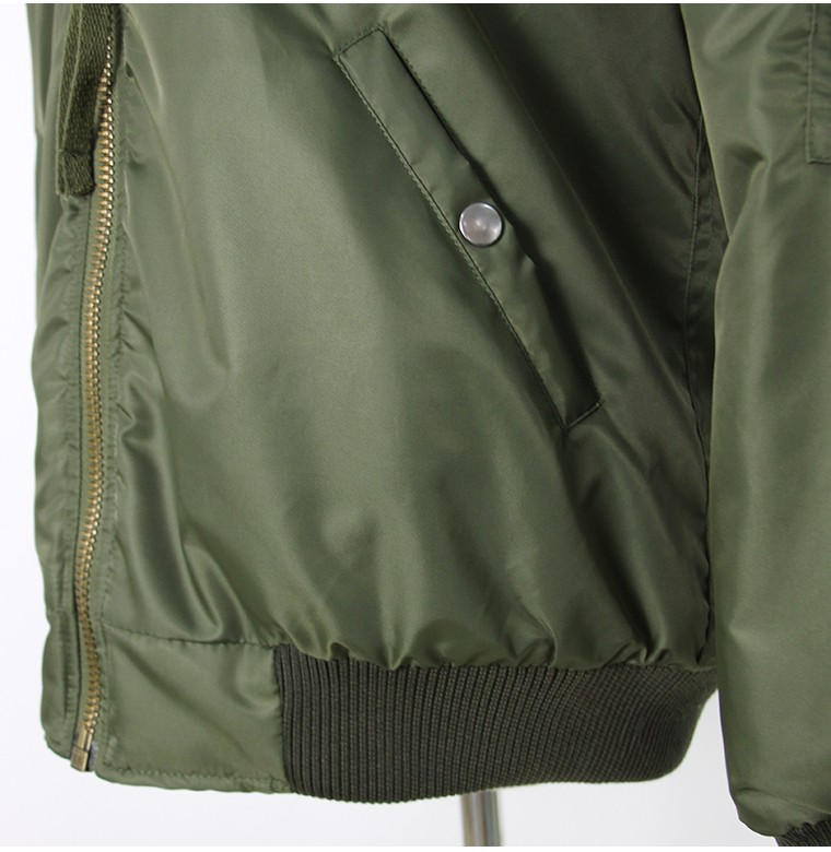 Last bomber parka for 10