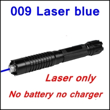 Cheapest prices [ReadStar]RedStar 009 Laser pen 5W high power Blue laser pointer burn  Laser only with starry cap without battery and charger