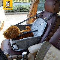 Pet Product Dog Car Rear Back Seat Beltt Carrier Cover Pet Dog Mat Blanket Cushion Protector