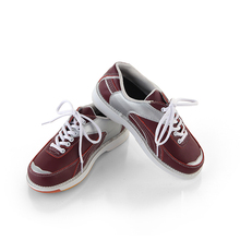 High Quality Women Bowling Shoes Right-Hand Anti-Skid Outsole Sneakers Breathable Training Sneakers Reflective Shoes D0763