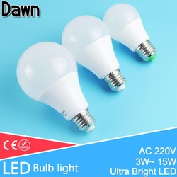 High bright aluminum cooling e27 led lamp led bulb light 3w 5w 7w 9w 12w 15w.jpg 250x250