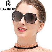BAVIRON Royal Luxury Sunglasses Women Diamond Inlay Shield Designer Glasses Distinctive Cat Eye Sun Glasses Polaroid Lenses 8215