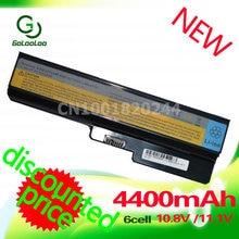 Bateria para Lenovo 3000 B460 B550 G550 G555 Golooloo G430 G430m N500 G430a G430l G450 G450a G450m G455 G530 G530a G530m